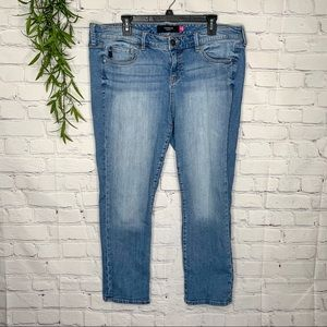 Torrid Denim size 18 medium wash
